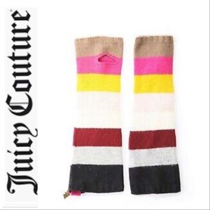 🆕Item🔥Juicy Couture Fingerless Gloves